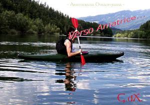 GdX canoa pagaja rossa DCC