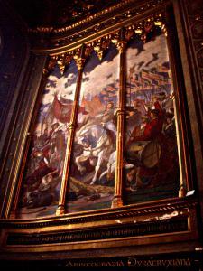dipinto del Gatti a Loreto