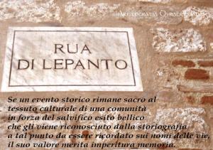 RUA LEPANTO