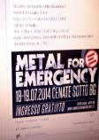 metal x emergency