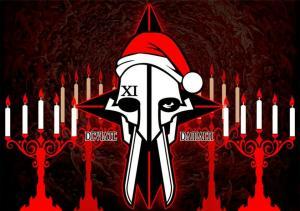 logo natalizio