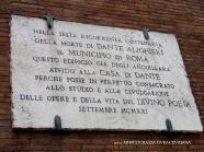 La Casa di Dante targa.JPG